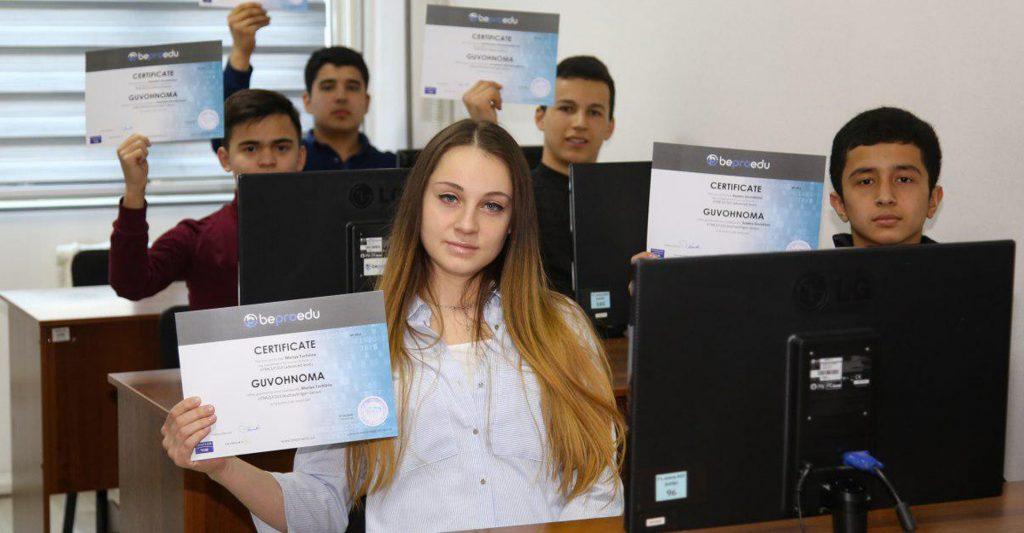IT образование и сертификация — BePro