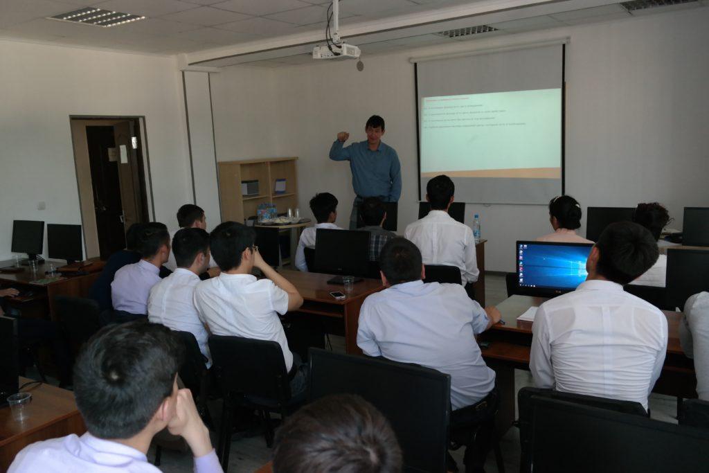 BePro IT Academy students