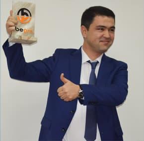 Абдувоитжон Гафуров— BePro