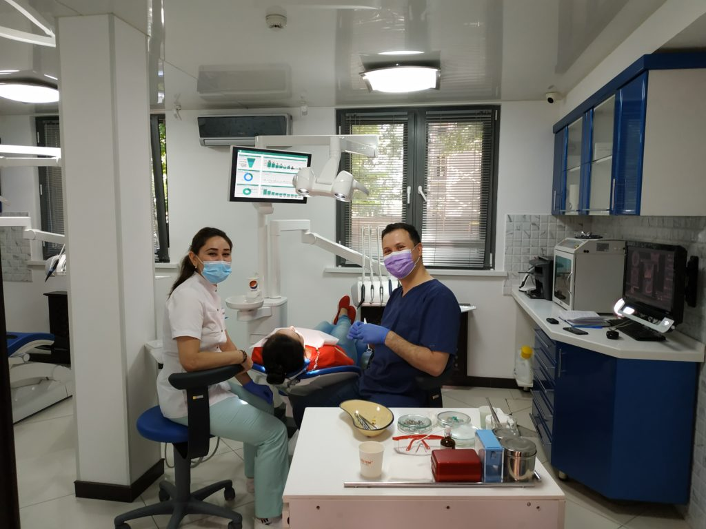 Dental clinic Tashkent