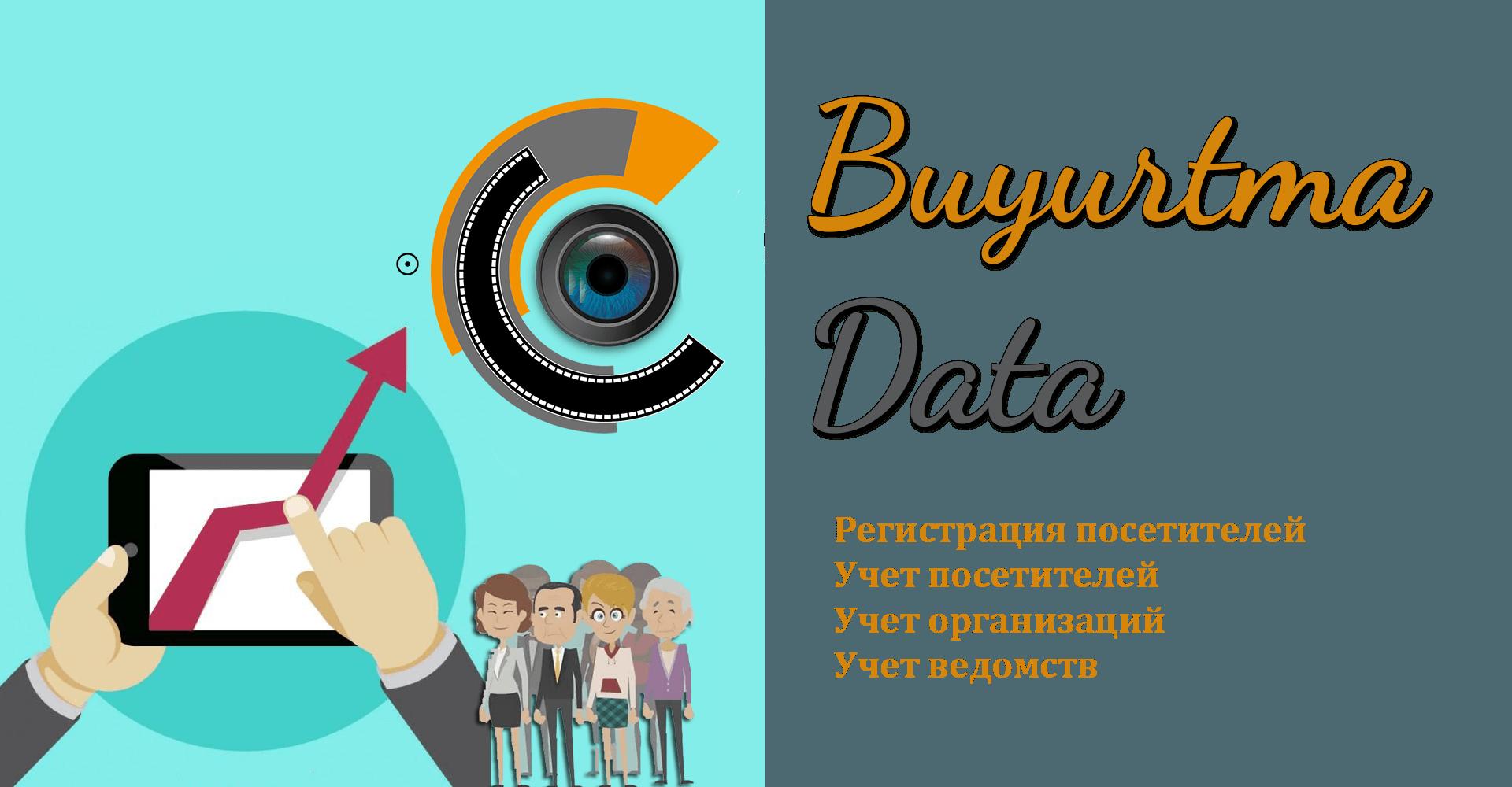 Buyurtma Data logo