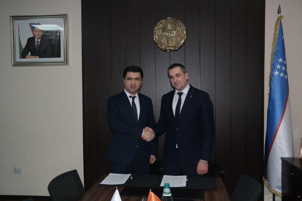 UZINFOCOM и BePro подписали Соглашение