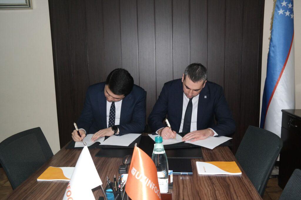 UZINFOCOM и Центр программистов BePro подписали Соглашение