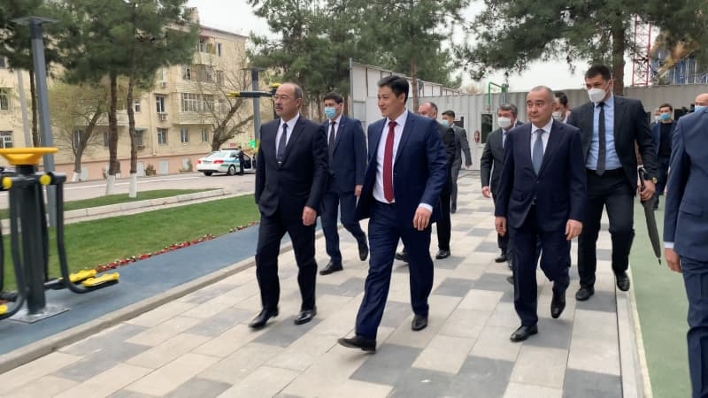 IT Park посетили Премьер-министры Узбекистана и Кыргызстана!